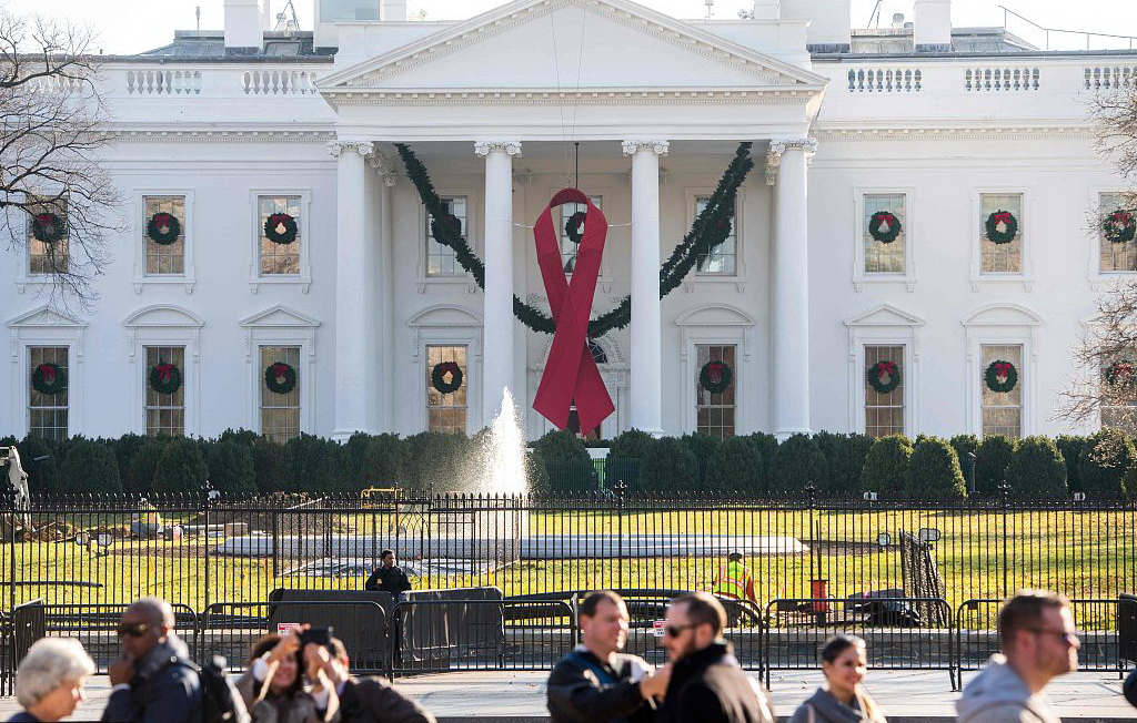 Aids Day USA